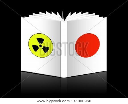 Open Book - Radioactive Threat To Japan