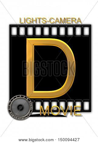 Alphabet Movie Buff D