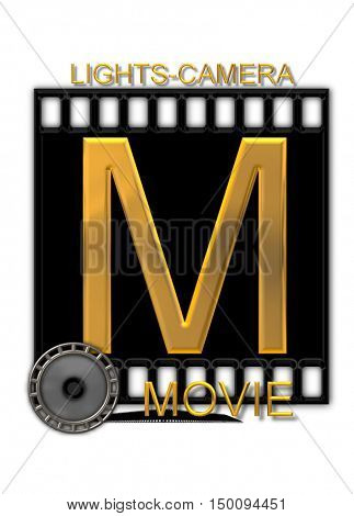 Alphabet Movie Buff M