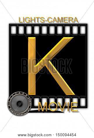 Alphabet Movie Buff K