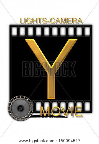 Alphabet Movie Buff Y