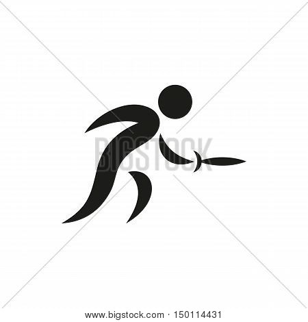 fencing Icon Created For Mobile Web Decor Print Products Applications. Black icon set isolated on white background. Vector illustration.