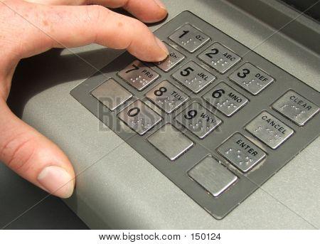 Atm - Keypad
