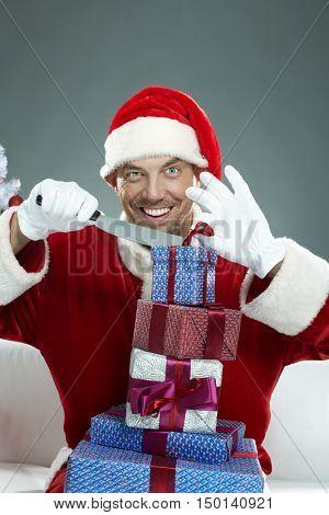 Malicious Santa