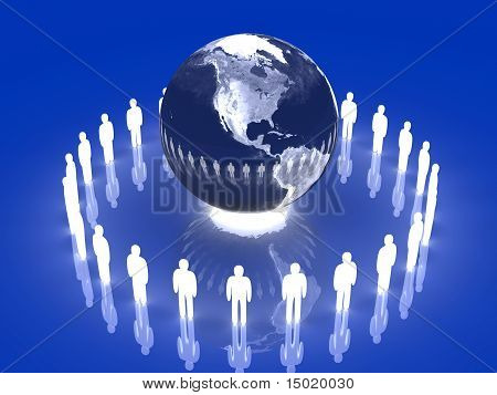Glowing Global Team - America