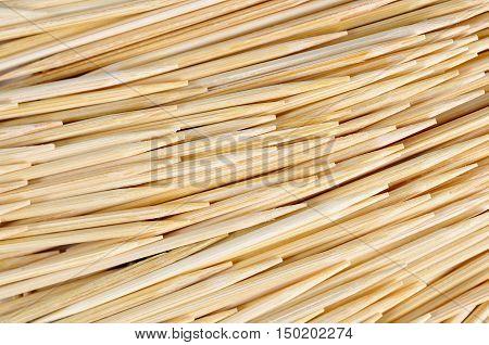toothpicks clean teeth flag close up texture