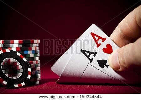 hold'em is the most popular form of poker