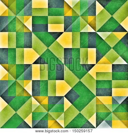 Raster Seamless Geometric Pattern