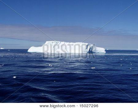 Melting Ice in Antarctica