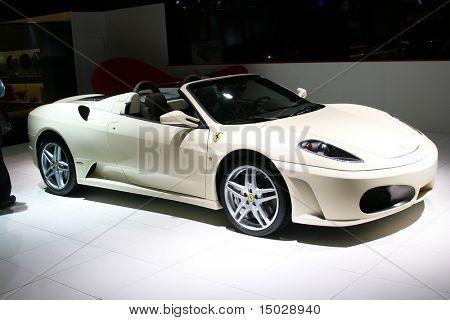 Ferrari on Frankfurt motorshow
