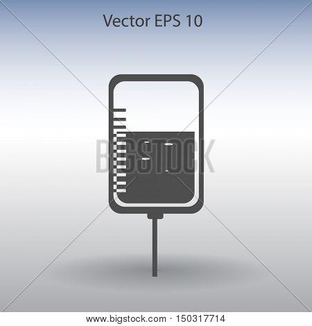 Dropper vector illustration
