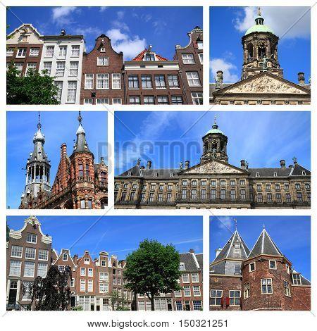 Impressions Of Amsterdam