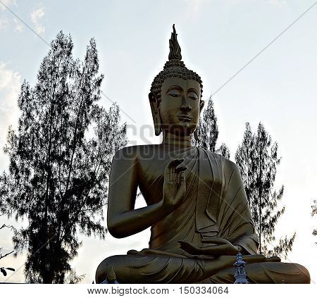 The principles of the Buddha is the anchor of the Buddhist mind.