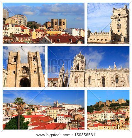 Impressions Of Lisbon