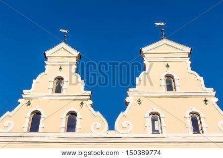 Historic Buildings In Wismar