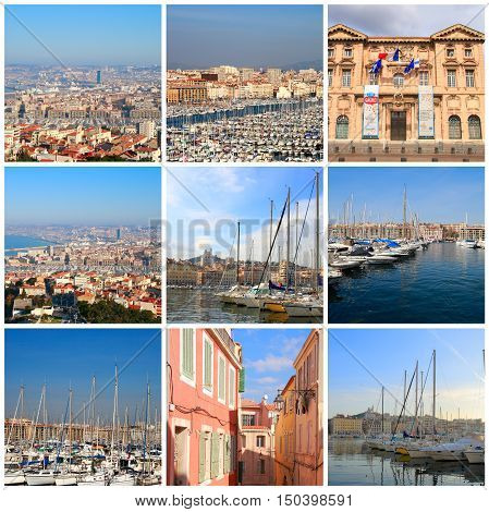 Impressions Of Marseille