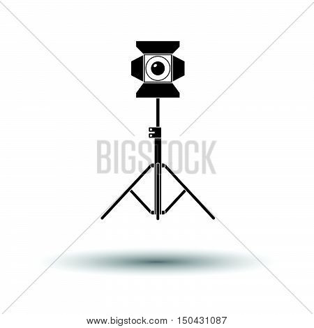 Stage Projector Icon