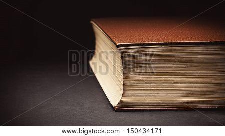 Closed Book Details