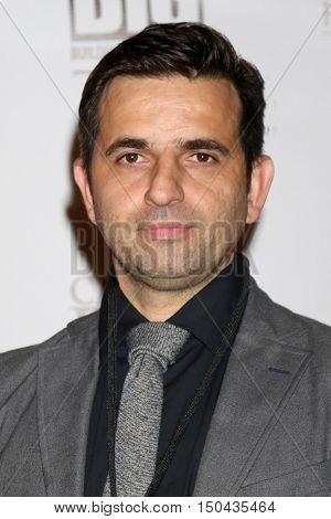 LOS ANGELES - OCT 1:  Jaime Valdueza at the Catalina Film Festival - Saturday at the Casino on October 1, 2016 in Avalon, Catalina Island, CA