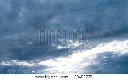 Heaven Wallpaper Coming Storm