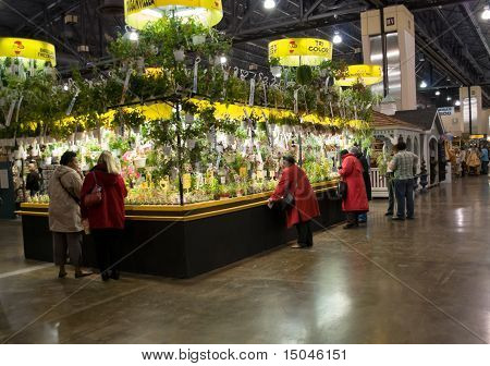 Plant Stand Philadelphia Flower Show