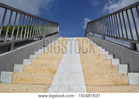 Overpass Stair