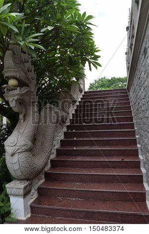 Stair Overpass