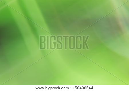 Blurred Abstract Background. Pastel Green.