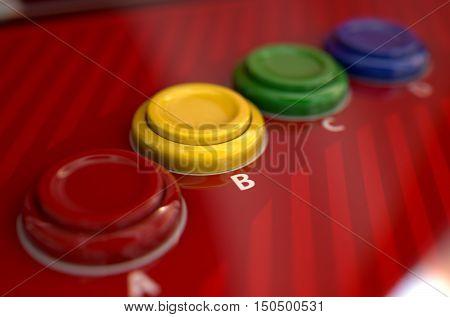Arcade Control Panel