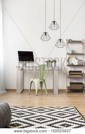 Simple Home Office Idea