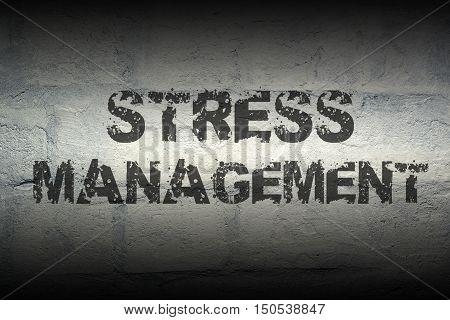 Stress Management Gr