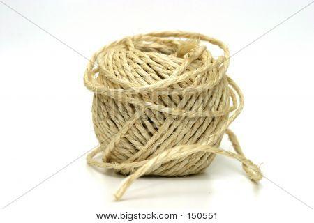 Untidy String