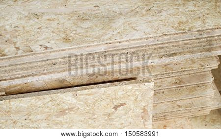 Texture - Wooden Boards With Sawdust