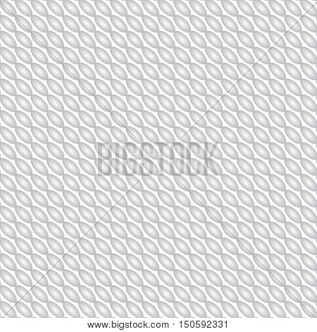 Pattern with ellipses, dotted background. Simple seamlessly repeating texture with ellipses shapes.