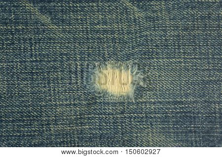 Blue Jeans Texture. Blue Jeans Background.