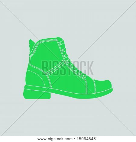 Woman Boot Icon