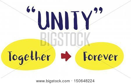 Positivity Vibes Togetherness Harmony Concept