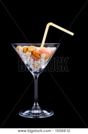tödlichen cocktail