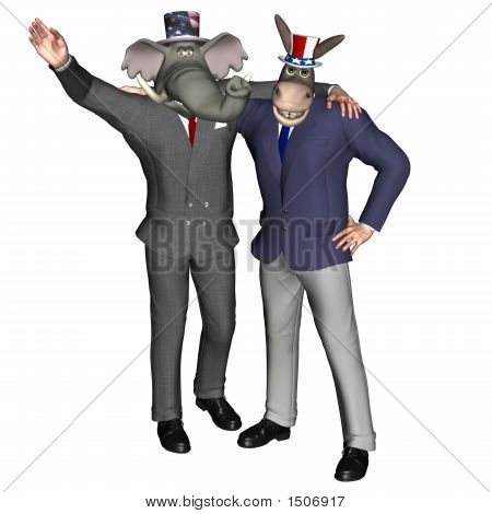 Political Team 1