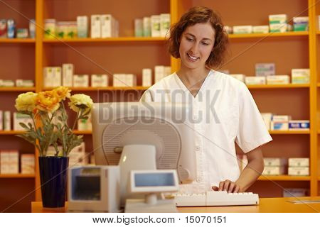 Pharmacist In The Internet
