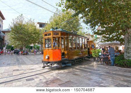 Soller Tram Mallorca