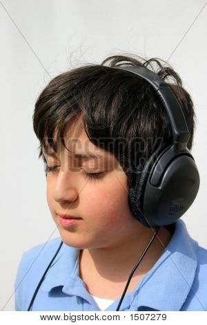 Boy Listening To Mucus