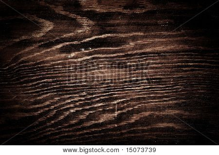 varnished old wooden texture
