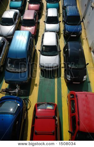 Cars From Above