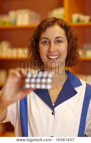Offering Pills