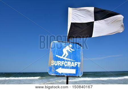 Australian Lifeguards .beach Safety Flags