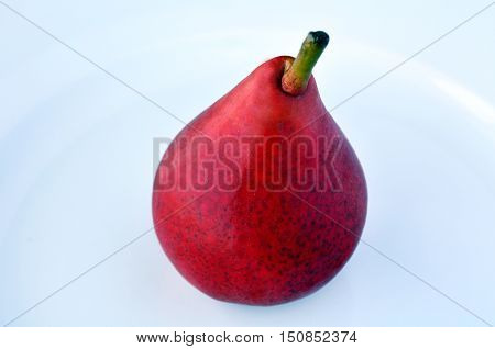 One Red Pear - Anjou