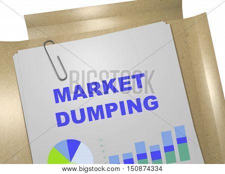 Market Dumping Concept