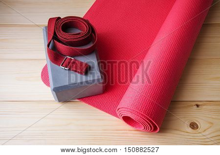 Accessories For Yoga,pilates Or Fitness