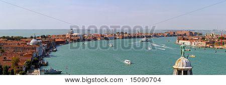 Giudecca Canal Venice